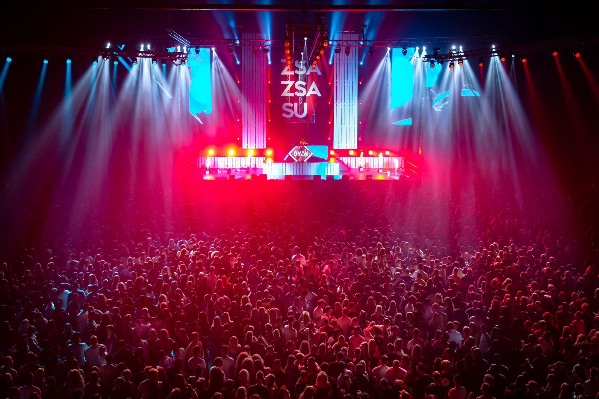 Zsa Zsa Su Amsterdam Afas Evenement Fotograaf Shot By Sylla 45