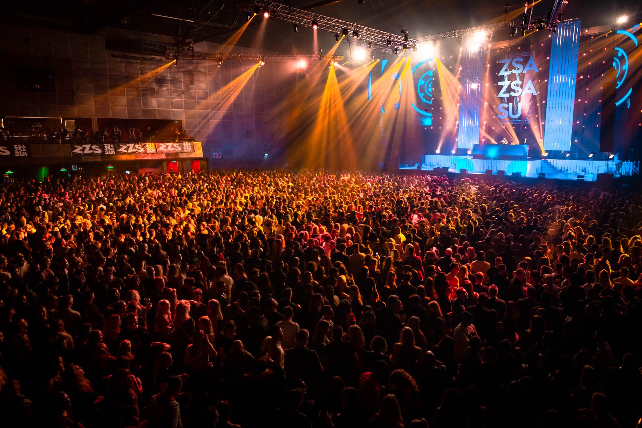 Zsa Zsa Su Amsterdam Afas Evenement Fotograaf Shot By Sylla 47
