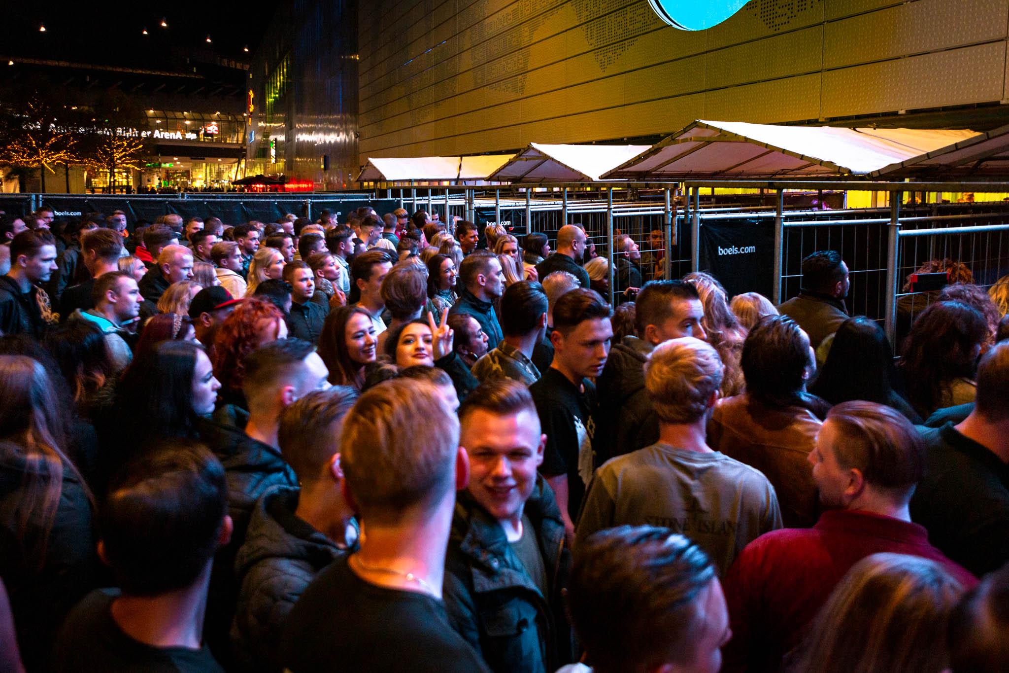 Zsa Zsa Su Amsterdam Afas Evenement Fotograaf Shot By Sylla