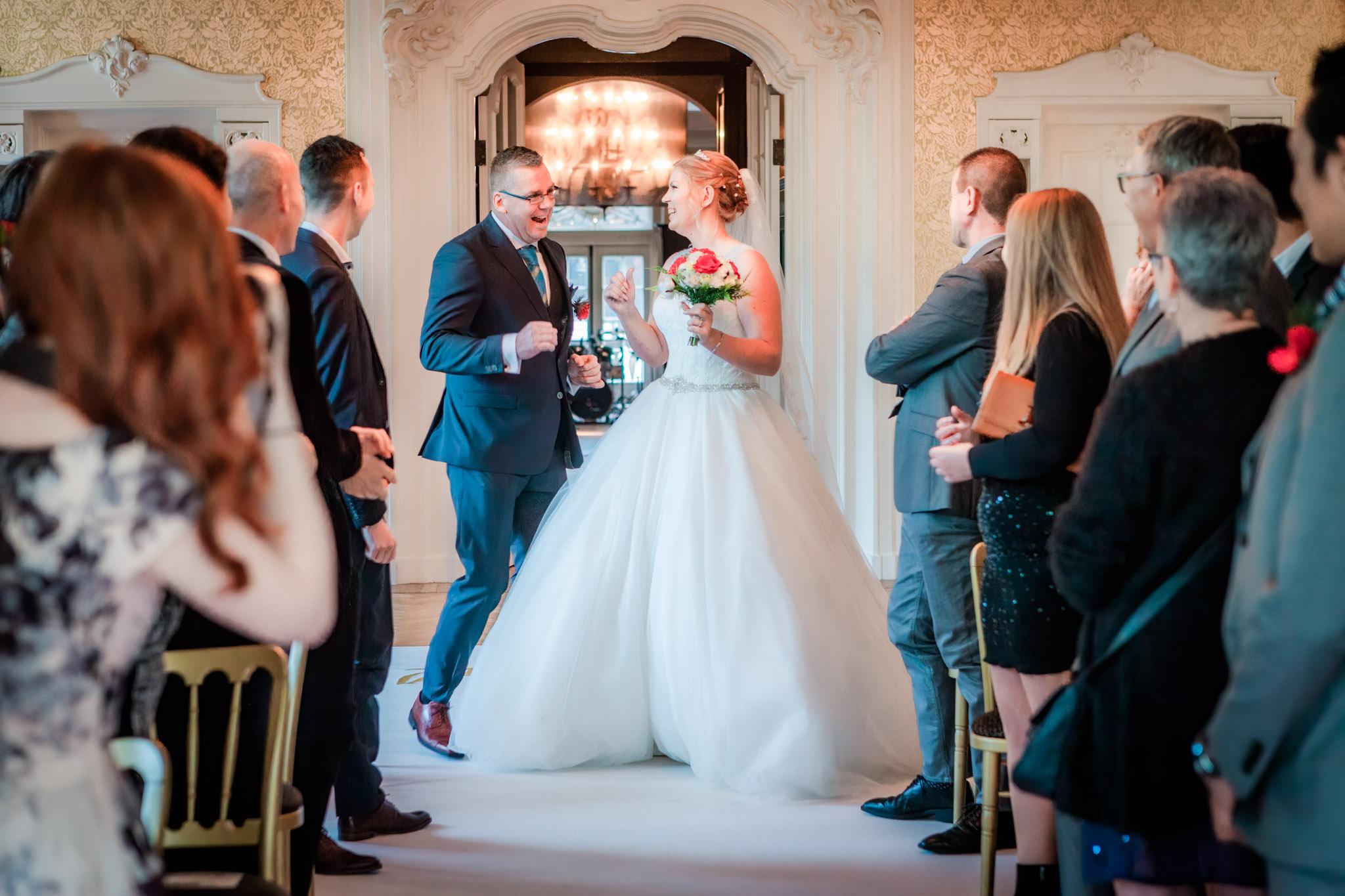 Bruiloft Reportage Wedding Flevoland Lelystad Shot By Sylla 12